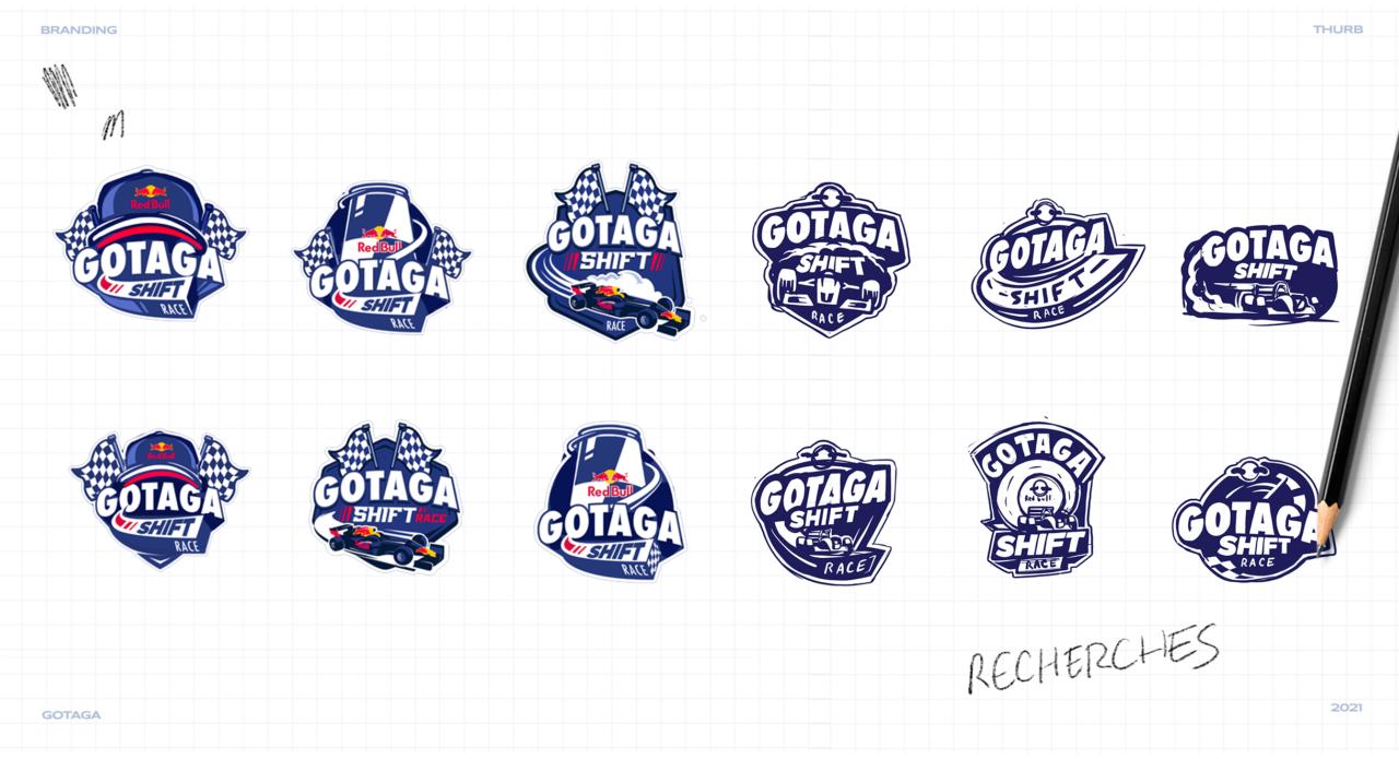 Illustration GOTAGA branding 5 min – THURB