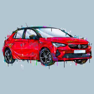 Illustration opel – THURB