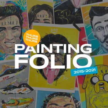 Illustration paintingfolio – THURB