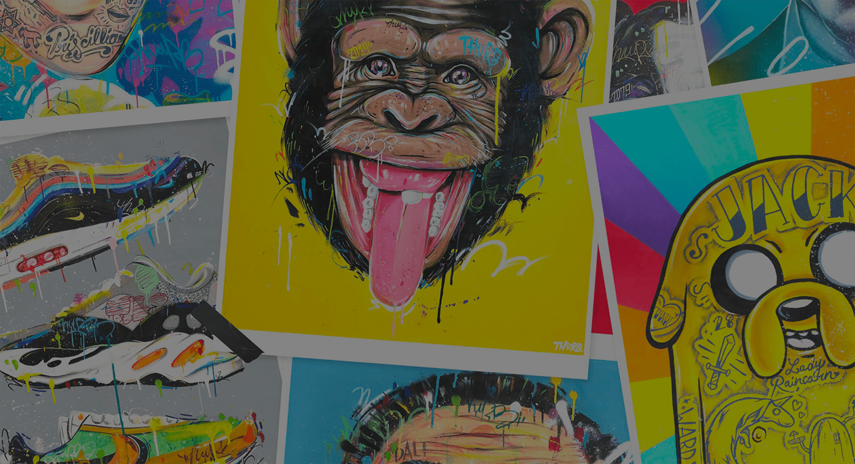 Illustration paintingfolio min – THURB