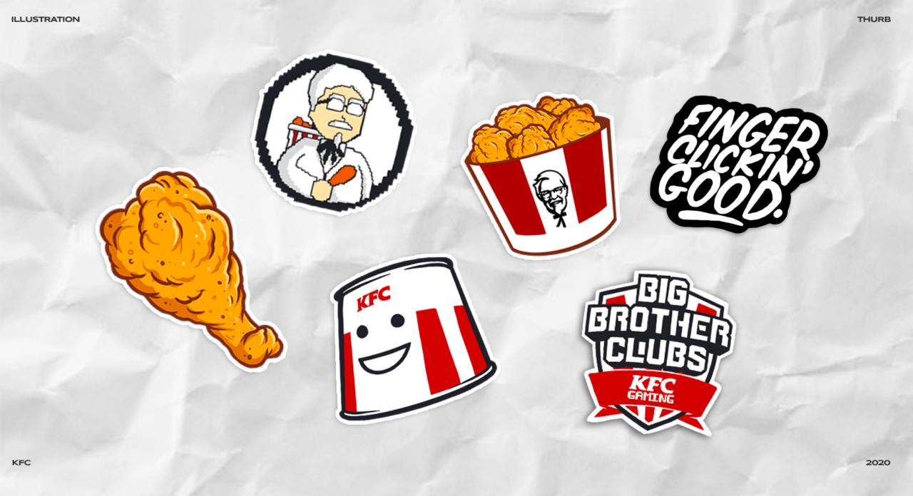 Illustration stickers min – THURB